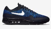 "Кроссовки Nike Air Max 87 Ultra Flyknit ""Blue/Black"" Арт. 1442"
