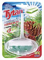 Двухфазный туалетный ароматизатор Титан лесной Корзина