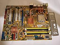 Материнская плата ASUS P5K +E5300  S775/QUAD P35