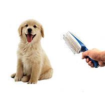 Ионная щетка для ухода за домашними животными Pet Grooming Ionic Brush, фото 2
