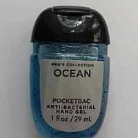 Антибактериальный гель для рук (санитайзер) Bath&Body Works Ocean For Men