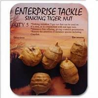 Искусственная наживка Тигровые орешки Enterprise Tackle Sinking Tiger Nuts brown