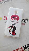 Брендовый силиконовый чехол Christian Louboutin для Iphone 5/5s