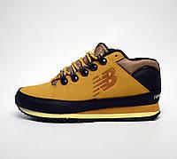 Мужские кроссовки New Balance 754 Winter Shoes рыже-черные