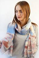 Легкий классический женский шарф