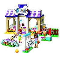 Конструктор Bela Friends 10558 Детский сад для щенков, 290 деталей