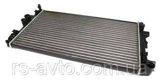 Радиатор охлаждения Mercedes Vito, Мерседес Вито 639 03- (-, +AC) 53801, фото 2