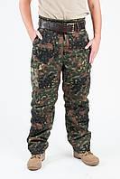 Камуфляжные штаны зимние Немецкие