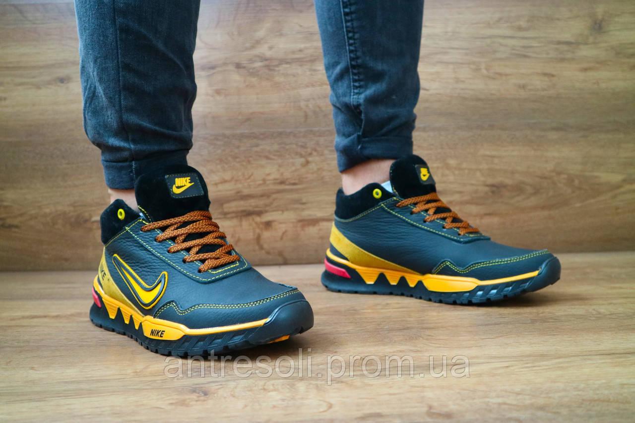 Подростковые зимние кроссовки Nike 10442