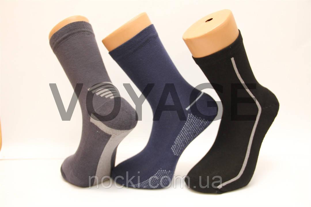 Мужские носки с махровой подошвой х/б МТ Ф8