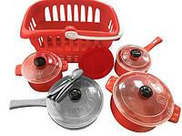Набір посуду Kristinka 2 ОРІОН 158