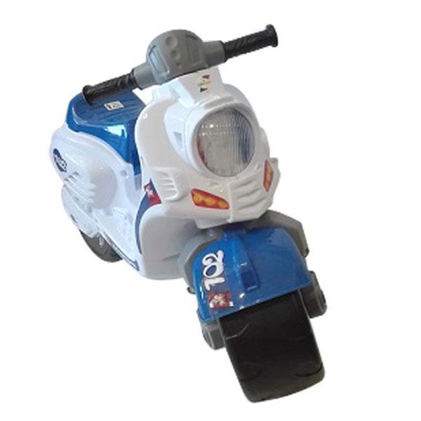 Скутер Білий ОРІОН 502