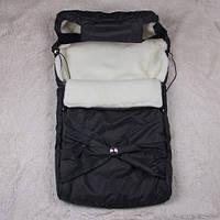 Зимний чехол-мешок в санки или коляску