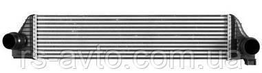 NRF Радиатор интеркулера Renault Master, Рено Мастер 2.3dCi 10- 30358