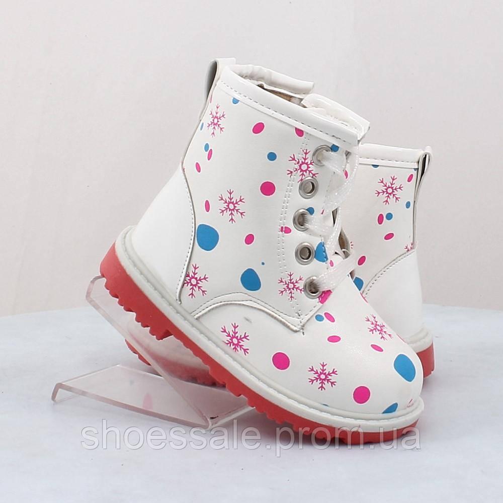 Детские ботинки Леопард (48011)