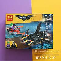 Конструктор Бэтмен Batman  258 дет в коробке
