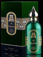 Мужская нишевая восточная парфюмированная вода Attar Collection Al Rayhan 100ml
