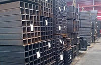 Труба 140х80х5-8 сталь 09Г2С