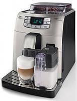 Кофемашина Saeco Intelia с молочным блоком б/у