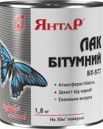 Лак битумный БТ-577 Янтарь ГОСТ 5631-79