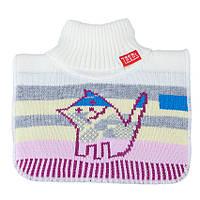 Шарф манишка для девочки TuTu арт. 3-003820(1-3,3-6)