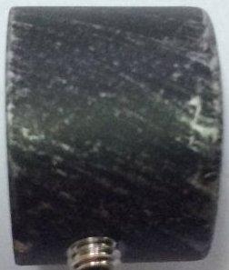 EM 299 д.16 мм, черное серебро
