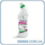 Густое средство для прочистки канализационных труб Digger-Gel 750мл 125181 Grass