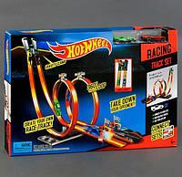 Трек Hot Wheel 3087 инерционный, 2 машинки