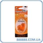 Ароматизатор Игрушка Zollex Air freshener Diamond Heart Honey Peach (сердце)