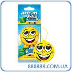"Ароматизатор Areon (листочек) ""Smile Dry"" - Fresh Air 45248"