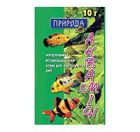 Корм для рыб «Аквамин»