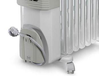 Масляный радиатор DELONGHI KH770925V, фото 2