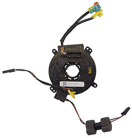 Модуль (контактный блок, лента подрулевая, шлейф подрулевой) подушки безопасности (AIR BAG) рулевой колонки (Д