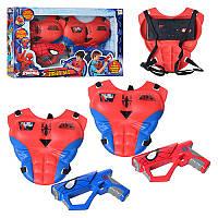 Набор лазерного оружия в стиле Spiderman, 550902