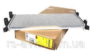 NRF Радиатор охлаждения Fiat Doblo, Фиат Добло 1.3-1.9 JTD, MJTD 01- 53245