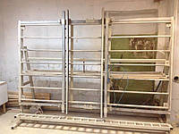 Пневматическая вайма б/у для сборки дверей и окон, фото 1