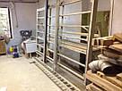 Пневматическая вайма б/у для сборки дверей и окон, фото 2