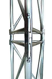 Алюминиевая мачта MА300 высота 4 метра