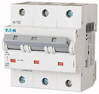 Автоматичний вимикач Eaton PLHT-C32/3