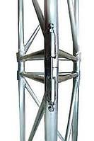 Алюминиевая мачта MА300 высота 16 метров