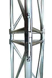 Алюминиевая мачта MА300 высота 18 метров