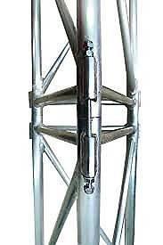 Алюминиевая мачта MА300 высота 18 метров, фото 2