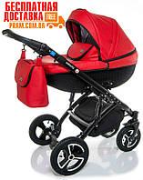 Универсальная коляска 2 в 1 Broco Infinity Eco Красный, фото 1