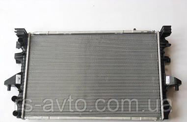 Радиатор охлаждения Volkswagen T5, Фольксваген T5 1.9TDI 53796