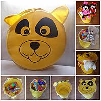Корзина для игрушек Зоопарк | Собака