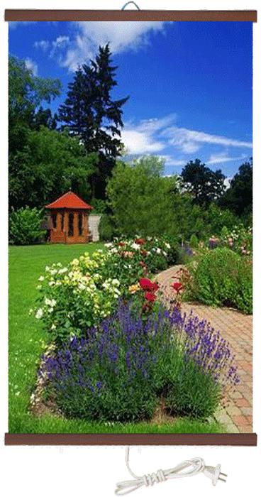 Настенный обогреватель Трио Цветы (400 Вт)