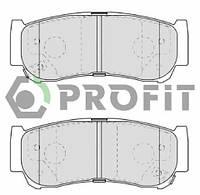 Колодки тормозные задние диск. Santa-Fe 06- SP1178