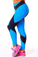 """Спортивные женские легинсы NOVA VEGA """"Cotis"""" , леггинсы для бега, лосины для йоги, фитнеса, спортзала"""