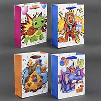 Подарочный пакет 3D С 23340 (840) 4 вида