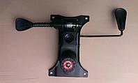Механизм качания 150 х 250 для офисного кресла руководителя Anyfix Топ-ган Люкс Энификс